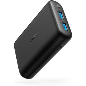 新品 ANKER PowerCore 15000 Redux A1242011[15000mAh/USBポート数2個/急速充電対応][在庫あり][即納可] denkizoku