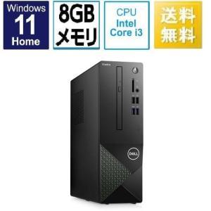 新品 Dell Vostro 3681 スモールシャーシ ベーシック[Core i3 10100/メモリ8GB/ストレージSSD:256GB/Office 付属/Windows 10/ブラック系][在庫あり][即納可] denkizoku