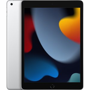 新品未開封 保証未登録 アップル Apple iPad(第9世代) 10.2インチ Wi-Fiモデル 64GB シルバー [MK2L3J/A][在庫あり][即納可] denkizoku