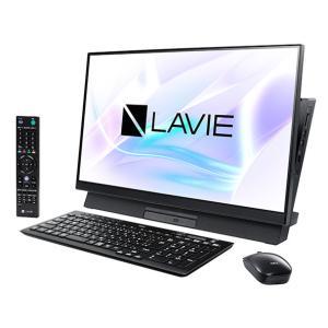 新品 NEC LAVIE Direct DA(S) NSLKB867DSFZ1B[23.8インチ/Core i7 8565U/HDD:3TB+SSD:256GB/メモリ容量16GB/TV機能搭載/Office 付属][在庫あり][即納可] denkizoku
