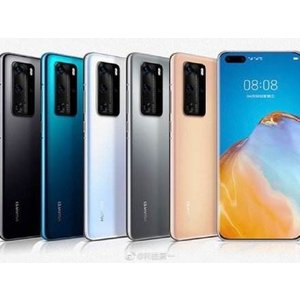 新品 HUAWEI P40 Pro SIMフリー 5G対応 スマートフォン 8GB RAM+128GB ROM [Black/Ice White/Deep Sea Blue/Silver Frost/Blush Gold][並行輸入品]|denkizoku