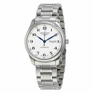 新品 ロンジン 腕時計 Longines Master Collection Automatic Silver Dial メンズ Watch L2.755.4.78.6[在庫あり][即納可]|denkizoku