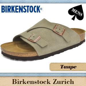 ビルケンシュトック メンズ サンダル チューリッヒ トープ BIRKENSTOCK ZURICH TAUPE 05046|denpcy