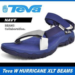 テバ サンダル メンズ W ハリケーン XLT ビームス ネイビー Teva W HURRICANE XLT BEAMS NAVY 1014243 denpcy