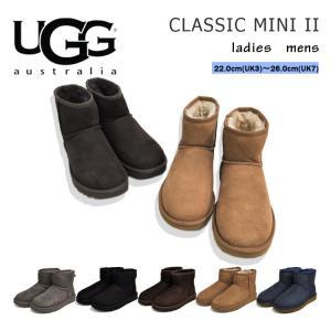 アグ クラシック ミニ II ブラック/チェスナット/チョコレート/グレー/ネイビー/サンド UGG CLASSIC MINI II BLACK/CHESTNUT/CHOCOLATE/GREY/NAVY/SAND 1016222|denpcy