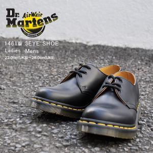 ドクターマーチン 3ホール レディース 1461 ギブソン ブラック Dr.Martens 1461 W 3HOLE GIBSON BLACK 11837002|denpcy