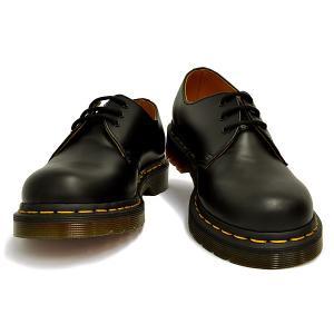 ドクターマーチン 3ホール レディース 1461 ギブソン ブラック Dr.Martens 1461 W 3HOLE GIBSON BLACK 11837002|denpcy|06