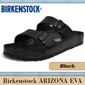 ビルケンシュトック サンダル メンズ レディース アリゾナ エバ ブラック BIRKENSTOCK ARIZONA EVA BLACK 129421 129423|denpcy