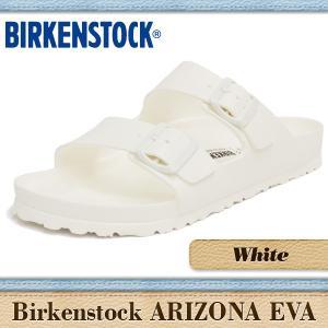 ビルケンシュトック サンダル メンズ レディース アリゾナ エバ ホワイト BIRKENSTOCK ARIZONA EVA WHITE 129441 129443|denpcy