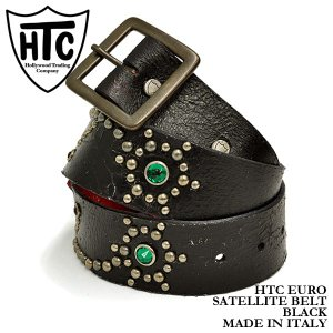 HTC サテライト ベルト ブラック Hollywood Trading Company SATELLITE BELT BLACK|denpcy