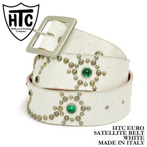 HTC サテライト ベルト ホワイト Hollywood Trading Company SATELLITE BELT WHITE|denpcy