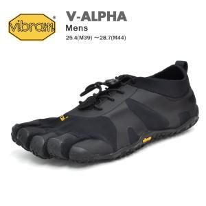ビブラム ファイブフィンガーズ シューズ メンズ ブイアルファ ブラック Vibram FiveFingers V-ALPHA BLACK 18M7101 denpcy