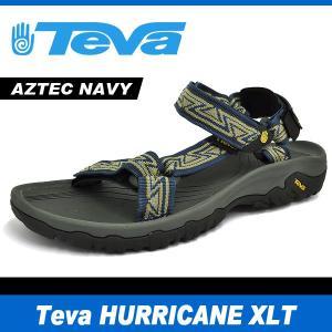 テバ サンダル メンズ ハリケーン XLT アズテック ネイビー Teva HURRICANE XLT AZTEC NAVY 4156 denpcy