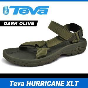 テバ サンダル メンズ ハリケーン XLT ダーク オリーブ Teva HURRICANE XLT DARK OLIVE  4156 denpcy
