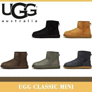 【海外正規品】アグ オーストラリア ブーツ ムートン クラシック ミニ UGG Australia CLASSIC MINI BOOTS 5854 ムートンブーツ|denpcy