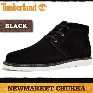 ティンバーランド ブーツ メンズ ニューマーケット チャッカ スエード ブラック Timberland NEWMARKET CHUKKA SUEDE BLACK A13HU|denpcy