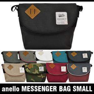 アネロ バッグ メッセンジャーバッグ スモール anello MESSENGER BAG SMALL AU-A0131|denpcy