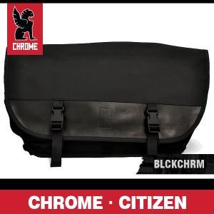 クローム バッグ シチズン ブラッククローム ブラック/ブラックバックル CHROME CITIZEN BLCKCHRM BG-002-BKLB-NA-NA|denpcy