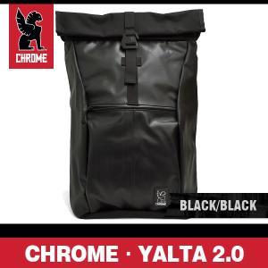 クローム バッグ ヤルタ 2.0 ブラック/ブラック CHROME YALTA 2.0 BLACK/BLACK BG-188 BKBK NA NA|denpcy