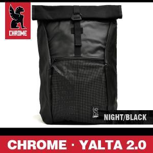 クローム バッグ ヤルタ 2.0 ナイト/ブラック CHROME YALTA 2.0 NIGHT/BLACK BG-188 NITE NA NA|denpcy