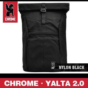 クローム バッグ ヤルタ 2.0 ナイロン ブラック CHROME YALTA 2.0 NYLON BLACK BG-194 BK NA NA|denpcy