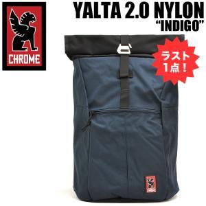 クローム バッグ ヤルタ 2.0 ナイロン インディゴ CHROME YALTA 2.0 NYLON INDIGO BG-194 IN NA NA|denpcy