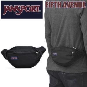 ジャンスポーツ バッグ メンズ レディース フィフスアベニューパック ブラック JANSPORT FIFTH AVENUE PACK BLACK JS00TAN1 008|denpcy