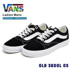 VANS バンズ オールスクール OS 厚底 スニーカー レディース メンズ ブラック/ホワイト ヴァンズ OLD SKOOL OS VN0A3WLY6BT|denpcy