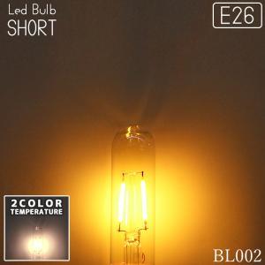 LED 2200K 3000K(ケルビン) ショート型電球  BL002-SHORT|denraiasia