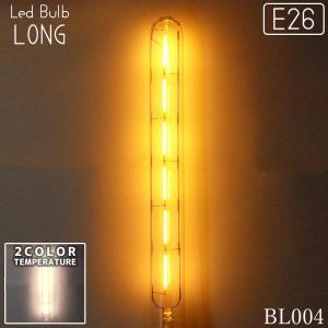 LED 2200K 3000K(ケルビン) レアロング型電球 BL004|denraiasia