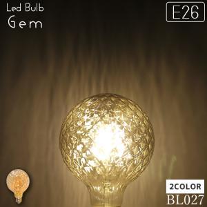 【アウトレット】電球 LED e26 丸型 ボール 2200K 4W オシャレ 吊り下げ 照明 レトロ かわいい ライト 寝室 天井 ダイニング キッチン グレー イエロー BL027|denraiasia