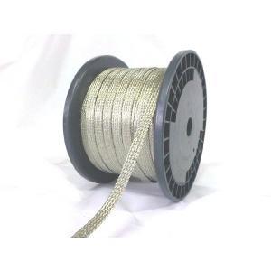 平編銅線 TBC5.5sq(錫メッキ平編銅線)