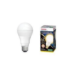 東芝ライテック LDA8L-G/60W LED電球 一般形電球色 60W相当|densetu