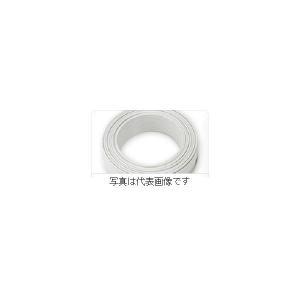 愛知電線 EM-EEF1.6mm×3C Gライン 緑白赤 100m巻  被覆 灰色 densetu