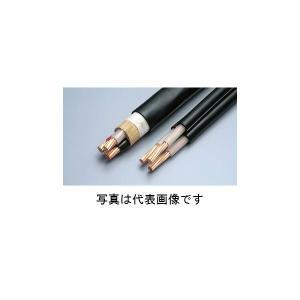 フジクラダイヤケーブル EM-CE5.5SQ×4C 切売  600V架橋ポリエチレン絶縁耐燃性ポリエチレンシースケーブル densetu