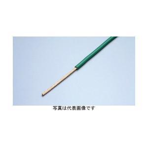 フジクラダイヤケーブル EM-IE2.0mm 緑>600V耐燃性ポリエチレン絶縁電線 300m巻 densetu