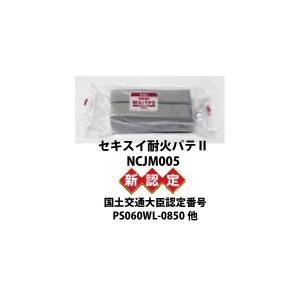 積水化学  NCJM005 フィブロック セキスイ耐火パテ2 1ケース10袋/1袋250g densetu