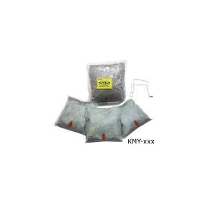 積水化学  KMY-125 フィブロック 丸穴 貫通床用  耐火パックΦ125用キット 1キット/耐火パック3個200×200mm  受金具1個 densetu