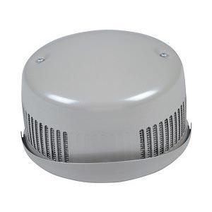 [在庫処分] [開封済] [未使用]三菱電機 P-50CVSD6 換気空清機 ロスナイ用 システム部材 1パイプ取付用屋外フード|densetu