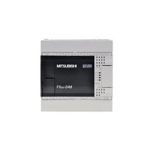 歳末ポイント3倍:三菱電機 FX3G-24MT/DSS MELSEC-FX3Gシリーズ 基本ユニット 電源DC24V|densetu