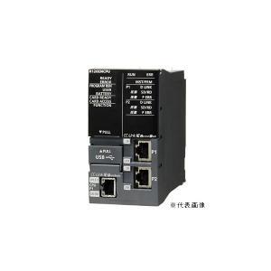 三菱電機 R04ENCPU CC-Link IE内蔵シーケンサCPUユニット プログラム容量:40Kステップ 基本命令処理時間(LD):0.98ns densetu