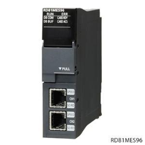 三菱電機 RD81MES96 MELSEC iQ-Rシリーズ MESインタフェースユニット データベース連携機能 ※ MX MESinterface-Rが別途必要 densetu