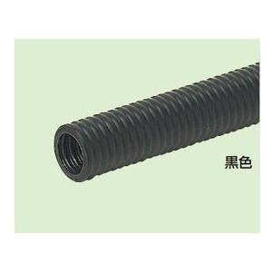 未来工業 PFD ミラフレキ  黒 MF-28K 30m巻 5巻セット|densetu