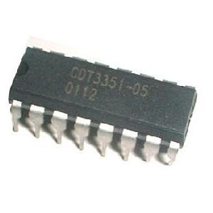 4-LEDフェーディングIC(5個セット)/CDT3143|denshi