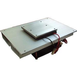 消費電流:12VDC印加4.8+/-0.2A 消費電力:約57.6W 冷却特性:冷面約-13℃/熱面...