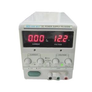 デジタル可変式スイッチング電源(0-30V/3A) PS-303DM|denshi
