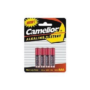 単4形アルカリ電池(4本パック)|denshi
