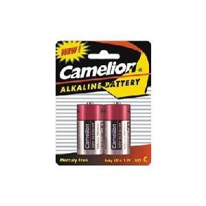 単2形アルカリ電池(2本パック)|denshi