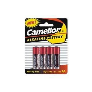 単3形アルカリ電池(4本パック)|denshi