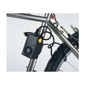 自転車用防犯機|denshi